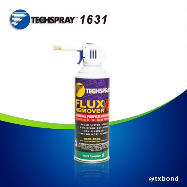 Techspray flux cleaning agent 1631