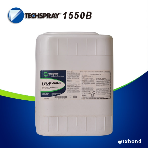Techspray flux cleaner 1550b